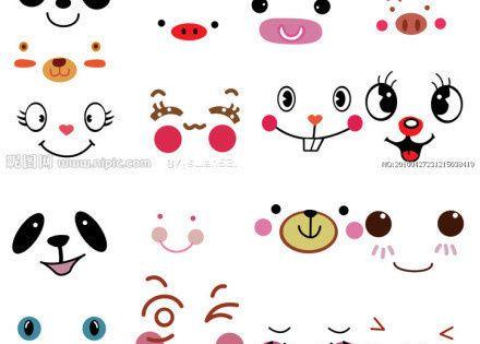 Diy Simple Pen Cute Face Ide Menggambar Buku Mewarnai Dan Kreatif
