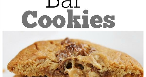 Snickers bar, Bar and Cookies on Pinterest