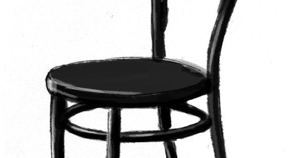 stuhl nr 14 by michael thonet design agenda pinterest. Black Bedroom Furniture Sets. Home Design Ideas