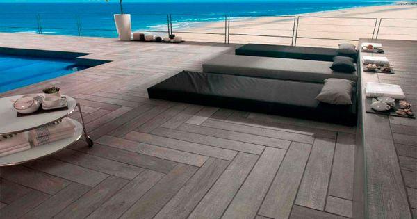 Suelo porcelanico imitaci n madera para piscinas - Suelo imitacion madera exterior ...