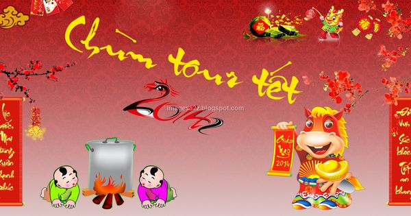Happy Vietnamese New Year ♡   Greetings for all occasions ...