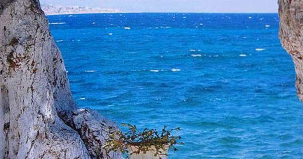 Blue Sea, Isle of Crete, Greece i love the sea