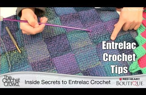 Crochet Tips : Crochet Tips with Mikey Free Video Tutorials by Mikey of The Crochet ...
