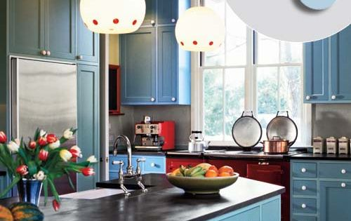 12 Kitchen Cabinet Color Combos That Really Cook | Shaker ...
