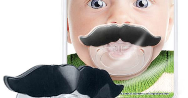 share this product for 2 off mustache pacifier lil shaver cutie pie kids pinterest. Black Bedroom Furniture Sets. Home Design Ideas