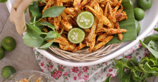 Balinese Chicken (Ayam Pelalah) | thai | Pinterest | Balinese, Chicken ...