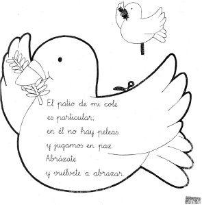 Día De La Paz Paloma De La Paz Dia De La Paz Y Catedra De