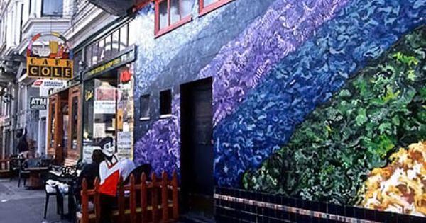 Cole Valley San Francisco Neighborhoods Travel Sfgate
