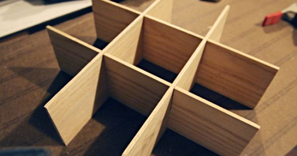 IHeart Organizing: How to Make DIY Drawer Dividers (use ...