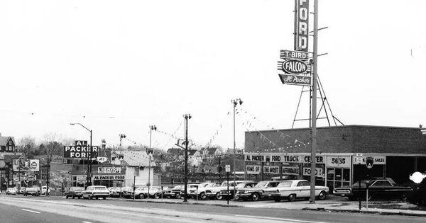 Al Packer Ford On Belair Rd Baltimore Of Old Pinterest