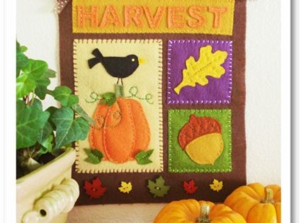 Thanksgiving Felt Banner