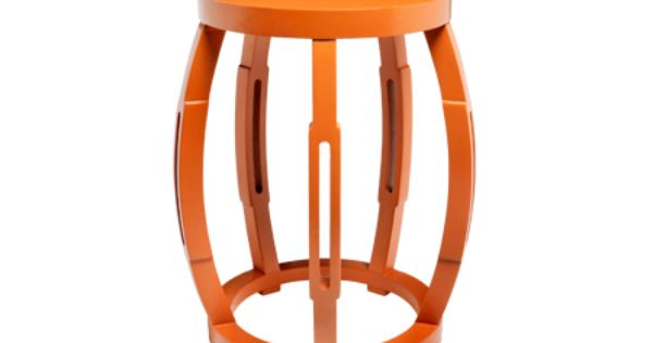 Just Discovered Bungalow5 Taboret Stool Side Table For