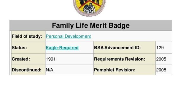 family life merit badge scouts pinterest family life mobiles and life. Black Bedroom Furniture Sets. Home Design Ideas