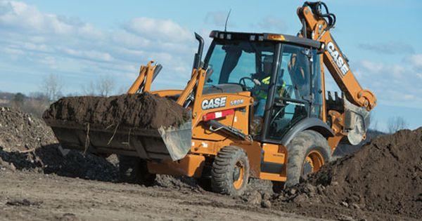 Case 580n Backhoe Equipment Case Construction Tractors Tractor Loader Backhoe Loader
