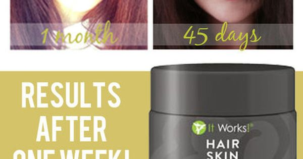 It works, Nails and Hair on Pinterest