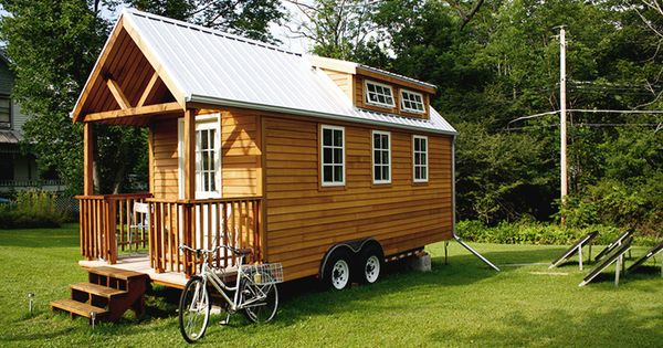 How To Build Your Own Tiny Home On Wheels Home
