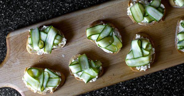 ... Veggies & Sides   Pinterest   Ricotta, Zucchini Ribbons and Homemade