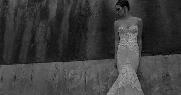 This is definitely the dream dress! Inspired Inbal dror 2013 sweetheart neckline