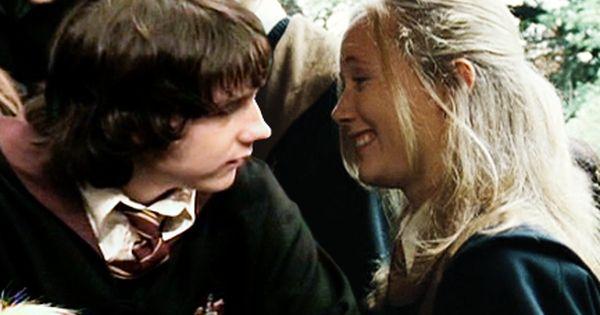 Neville Longbottom And Hannah Abbott Neville Longbottom Harry Potter Neville Longbottom Aesthetic Neville Longbottom