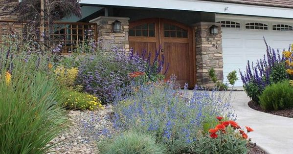 California native landscape designs california friendly for California native landscape design