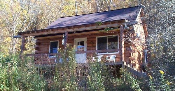 pleasant valley log cabins near ontario wi bird 39 s nest