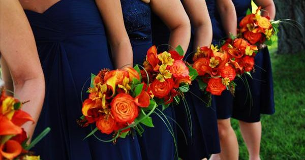 I Like The Color Of The Dresses! Perhaps Make The Flowers