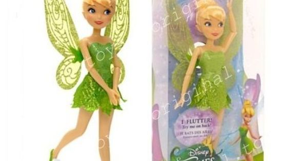 puppe tinkerbell