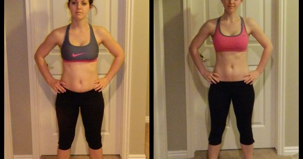 The Millers: Before and After Whole 30 ****warning, before and after photo's enclosed ...