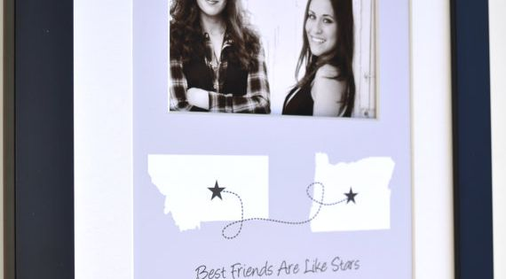 gifts for best friends any custom designed art picmats, $30.00