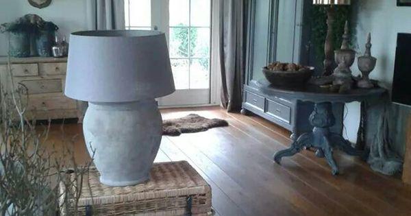 Gezellig warme kleur vloer geeft extra sfeer rural living pinterest kleur landelijk - Kleur warme kamer ...