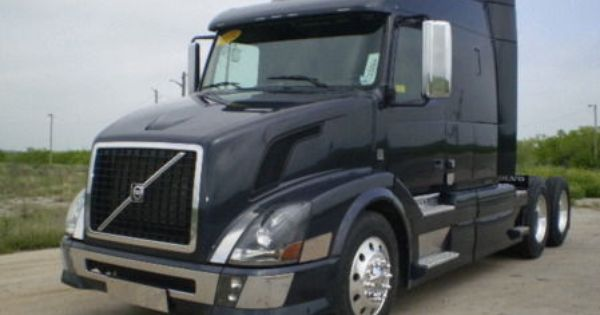 Our Featured Truck Is A 2009 Volvo Vnl64t 630 61 Mid