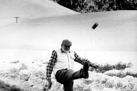 Hemingway Hero