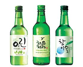 Oh The Memories Of Soju Best Korean Food Korean Drinks Korean Food