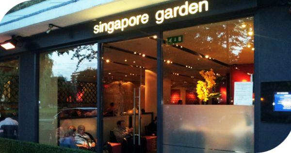 Singapore Garden London Asian Food Eat In Or Take Out Singapore Garden London Restaurants London