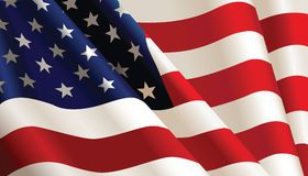 American Flag Royalty Free Stock Images Memorial Day Flag Vintage American Flag American Flag