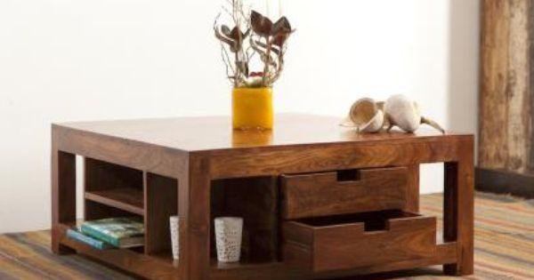 couchtisch palisander massiv kolonial | online-möbelhaus karakter ... - Wohnzimmer Kolonial