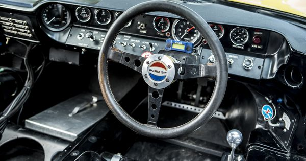 Pin By Bryan Wood On Behind The Wheel In 2020 Ford Gt40 Gt40