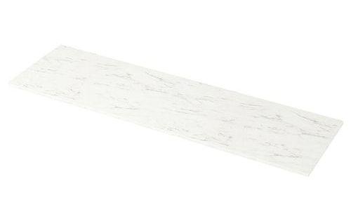 Kallax Shelf Unit Walnut Effect Light Gray Ikea Countertops Laminate Countertops Laminate