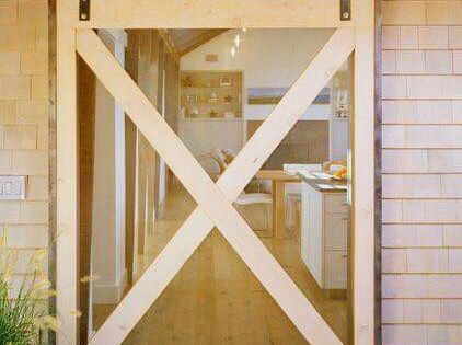 Love love love sliding screen barn doors home for Barn door screen door