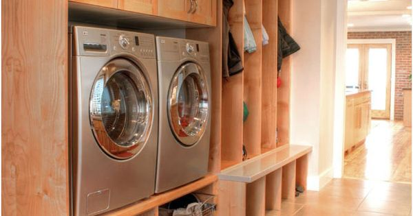 X  Laundry Room Designs