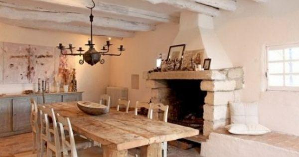 Italian Farmhouse Decor Goes Minimalist The New Rustic Decor Dream Home