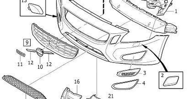 bumper  front  body parts 2013 volvo s60