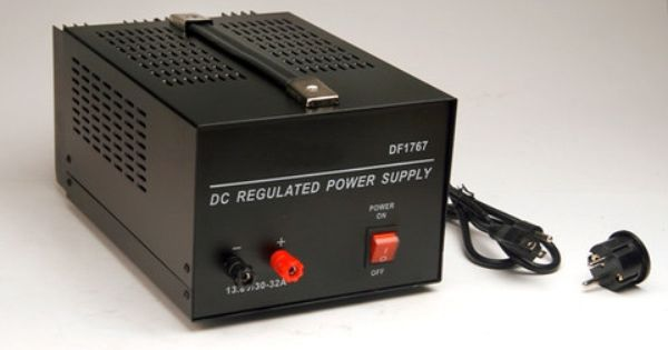 Df 1767 Universal Ac To 13 8v Dc Converter Max 30 Amp Converter Universal Max 30