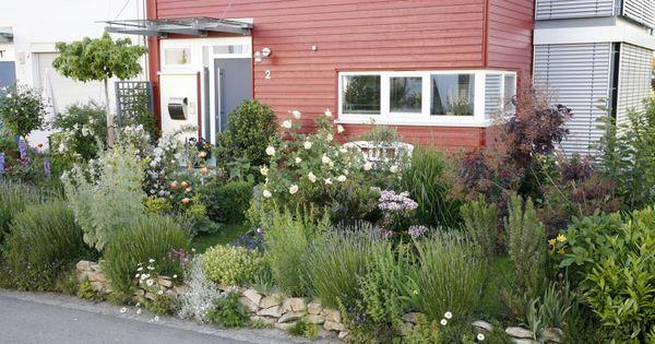 Vorgartengestaltung 40 ideen zum nachmachen gardens for Beetgestaltung beispiele
