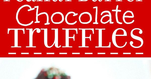 Chocolate truffles, Truffles and Christmas parties on Pinterest