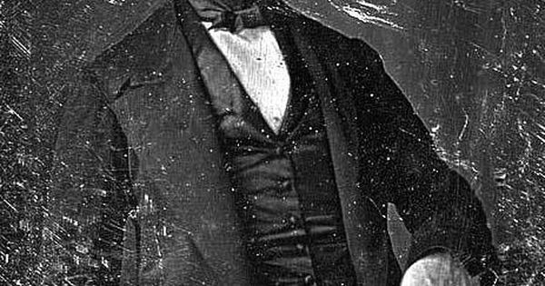 Abraham Lincoln, c. 1846 (Courtesy Of The Library Of Congress)
