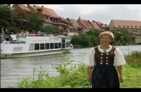 Inge Haderlein Oberfrankenlied 1996 Lied Munchen Bayern Insel Mainau