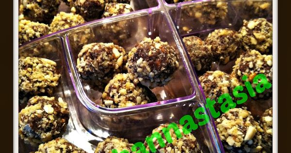 Protein Power Balls - Recipe | recipes I love | Pinterest | Power ...