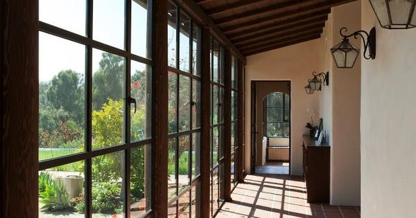 Historic Adobe + Modern Architecture : Remodelista - windows