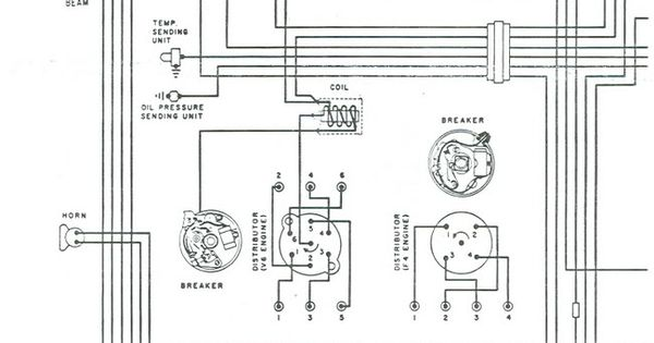 1964 mustang tail light wiring diagram 1971 jeep cj5 wiring diagram | help with wiring cj5 1969 ...